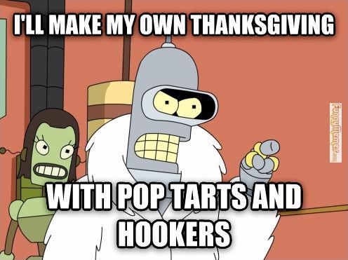 Funny-meme-my-own-thanksgiving